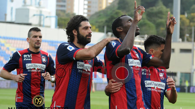 Crotone vs Torino calcio serieA
