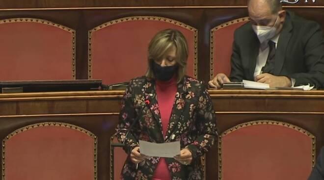 Gelsomina Vono in  Senato