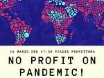 No profit on pandemic