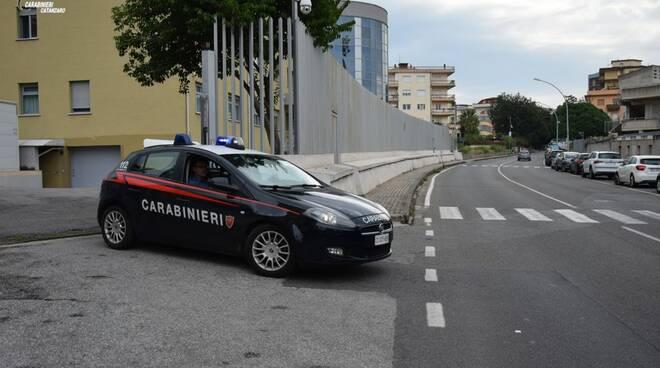 Carabinieri Lamezia