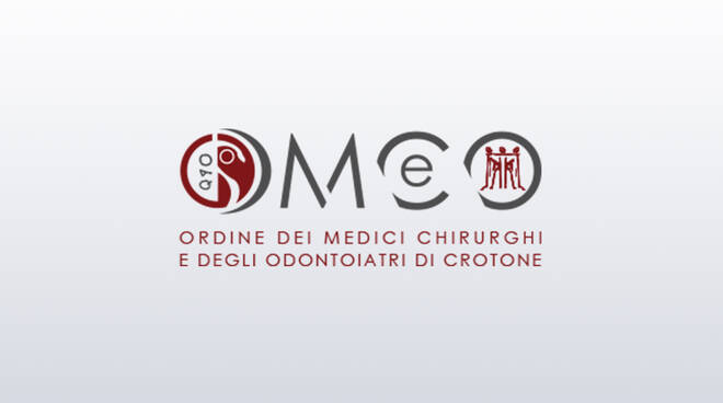 ordine medici crotone