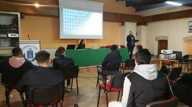 Progetto Erasmus Polo di Cutro