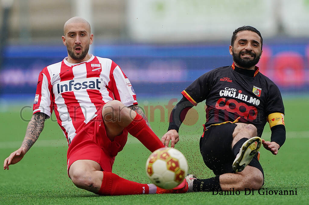 Teramo vs Catanzaro serie C calcio