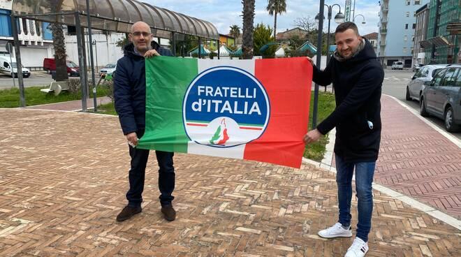 Andrea Guarascio fratelli d italia