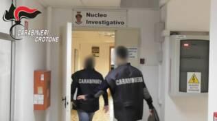 arresti Petilia carabinieri