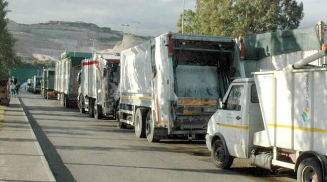 camion impianto san pietro lametino