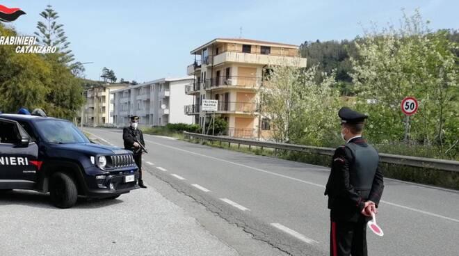 carabinieri falerna