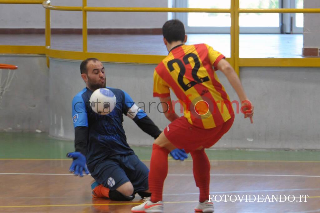 Catanzaro Futsal vs PGS Luce serie B