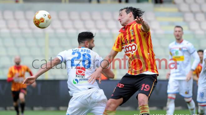 Catanzaro vs Catania serie C Calcio