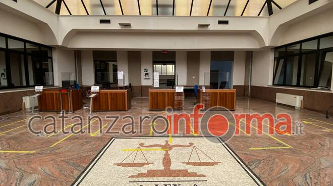palazzo di giustizia tribunale