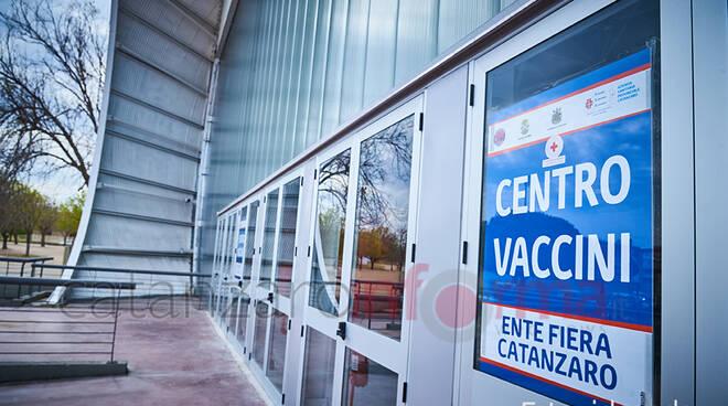 Hub Vaccini ente fiera