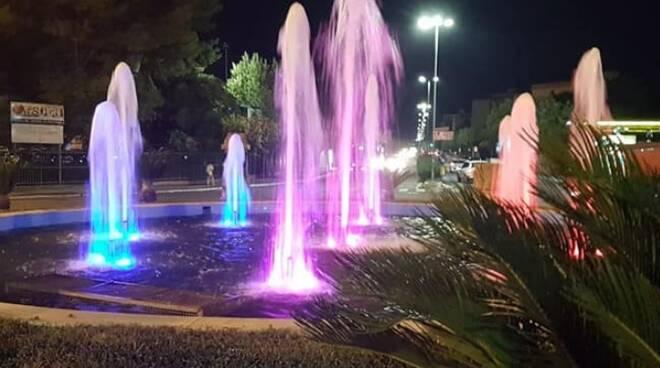 fontana crotone