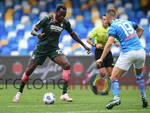 Napoli vs Crotone serie A