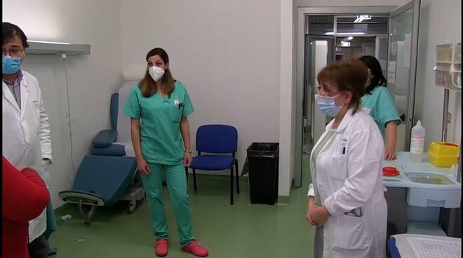 oncologia lamezia mascherine