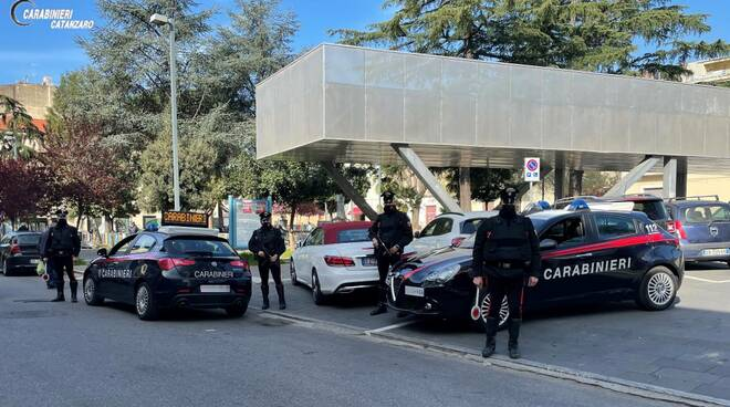 piazza mazzini carabinieri
