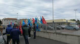 Protesta eurospin