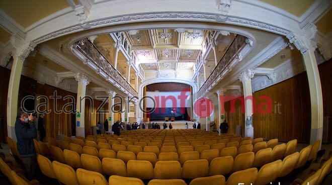 Teatro Masciari finalmente della città