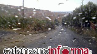 pioggia temporale