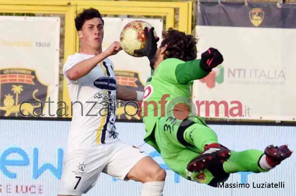 Viterbese vs Catanzaro serie C calcio