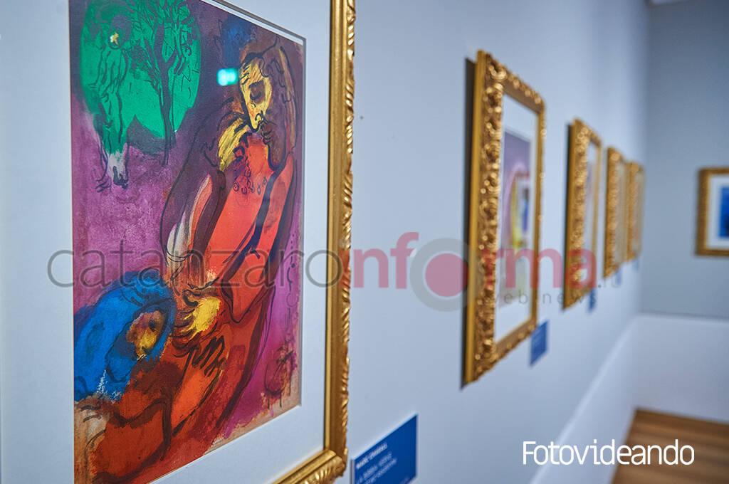 Chagall la Bibbia
