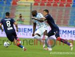 Crotone vs Inter serie A calcio