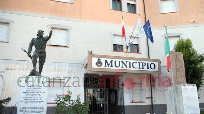 simeri crichi municipio