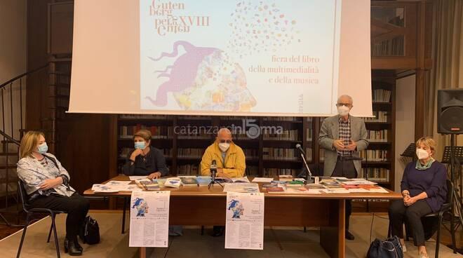 Gutenberg conferenza