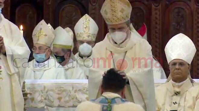 Ordinazione episcopale don Maurizio Aloise
