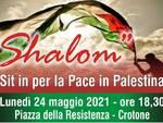 Palestina sit in Crotone