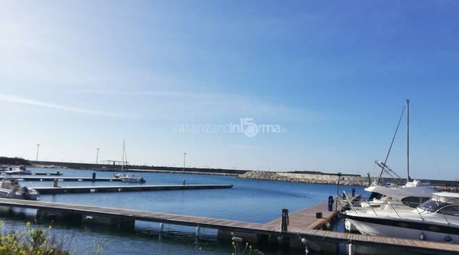 Pontili del porto Sgomberati