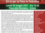 sit in pro Palestina