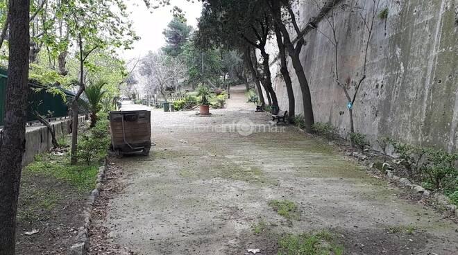 villa comunale crotone