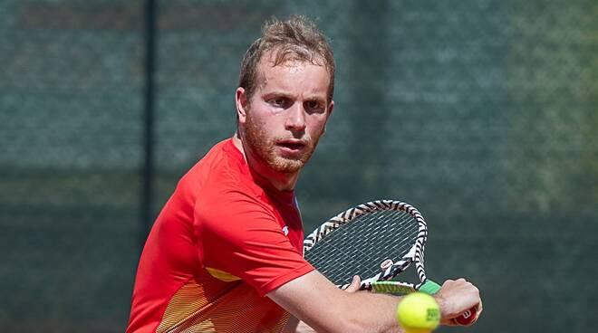 Andrea Trapani, tennis