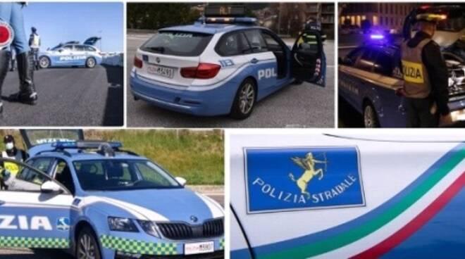 stradale polizia