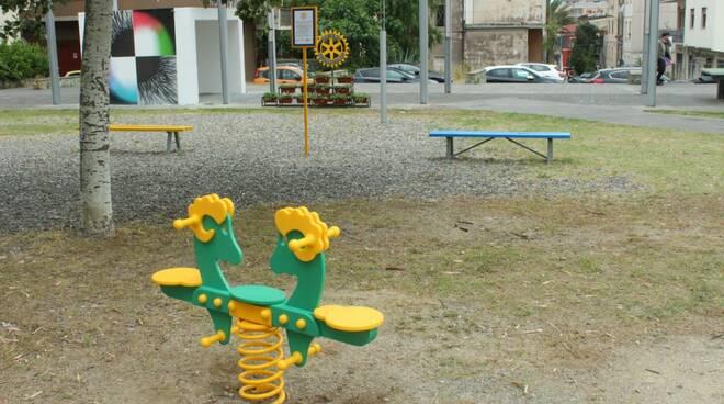 Giochi parco Mastroianni