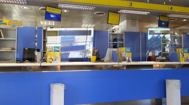 interno ufficio poste
