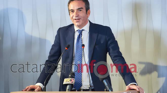 Presentazione candidatura Roberto Occhiuto