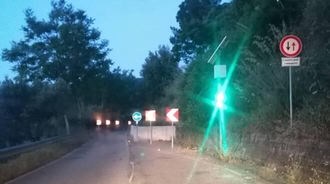 semaforo tiriolo