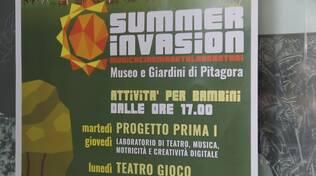 summer invasion