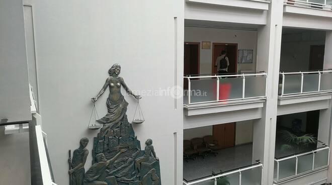 Aula Garofalo tribunale
