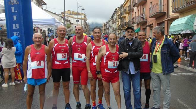 La Atletica ASD Zarapoti Catanzaro vincente ai Campionati Italiani Corsa in Montagna Libertas