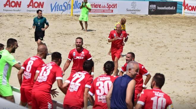 lamezia beach soccer
