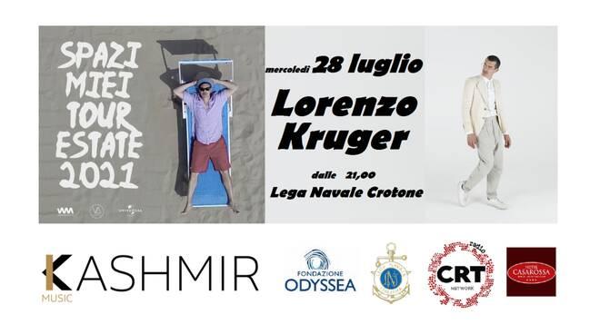 Lorenzo Kruger a Crotone