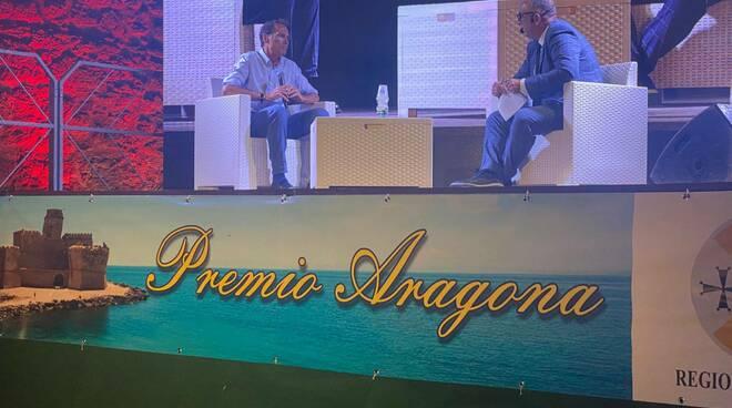 """Al dottor Giuseppe Raiola il """"Premio Aragona"""""""