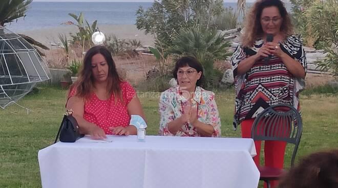 Amalia Bruni a Catanzaro