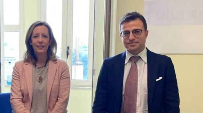 Antonio Rocca e Silvia Vono