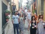 chiaravalle turisti europei