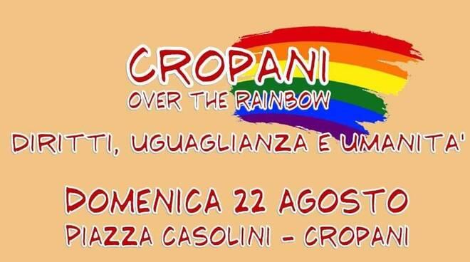 cropani over the rainbow