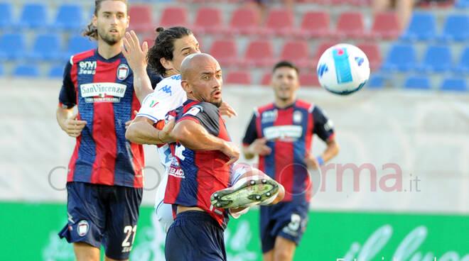 Crotone vs Brescia coppa Italia