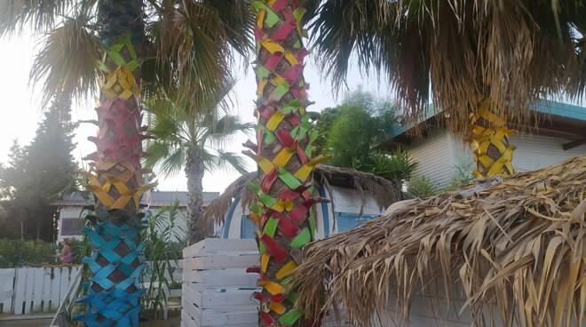 dadada beach museum rondini di Cracking Art